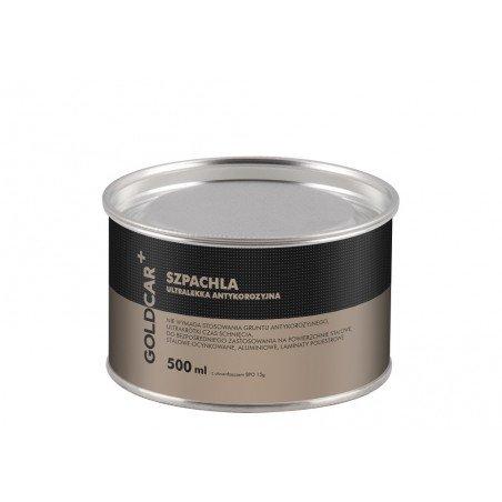 Szpachla ultralekka antykorozyjna jasnobeżowa 500ml z