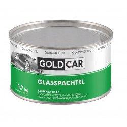 Szpachla Glas z włóknem szklanym Goldcar 1,7kg z utwardzaczem
