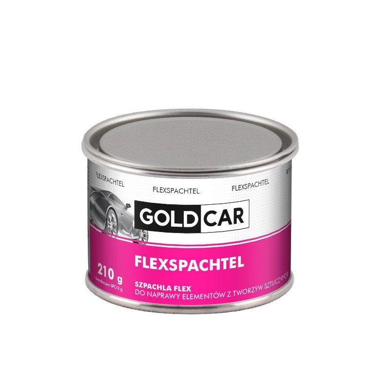 Szpachla Flex do tworzyw sztucznych Goldcar 210g
