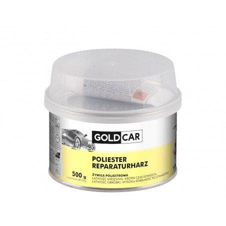 Żywica PS poliestrowa do laminowania Goldcar 500g z utwardzaczem
