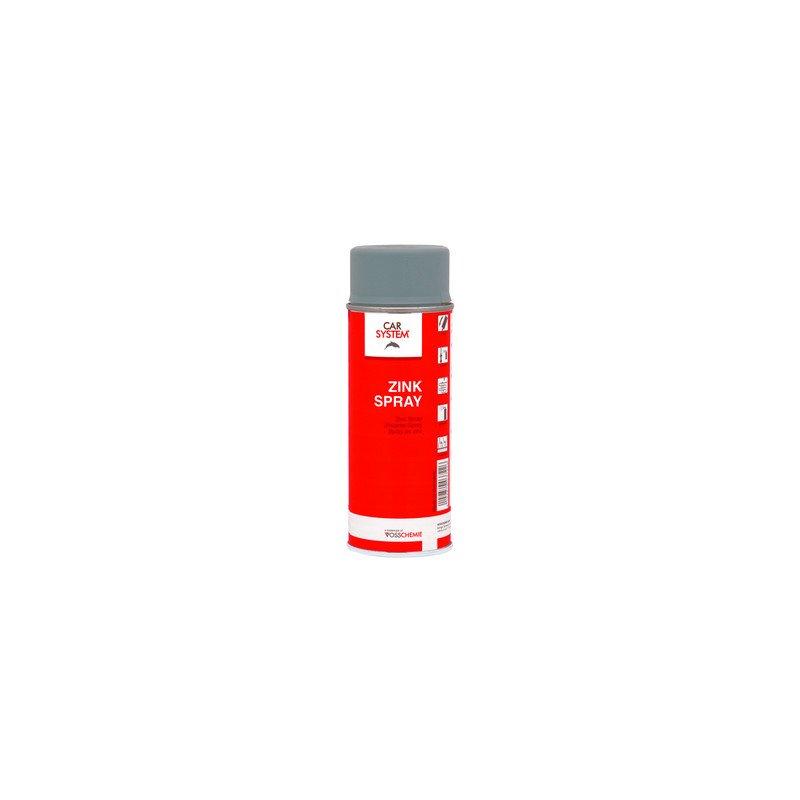 Farba cynkowa antykorozyjna spray Carsystem 400ml