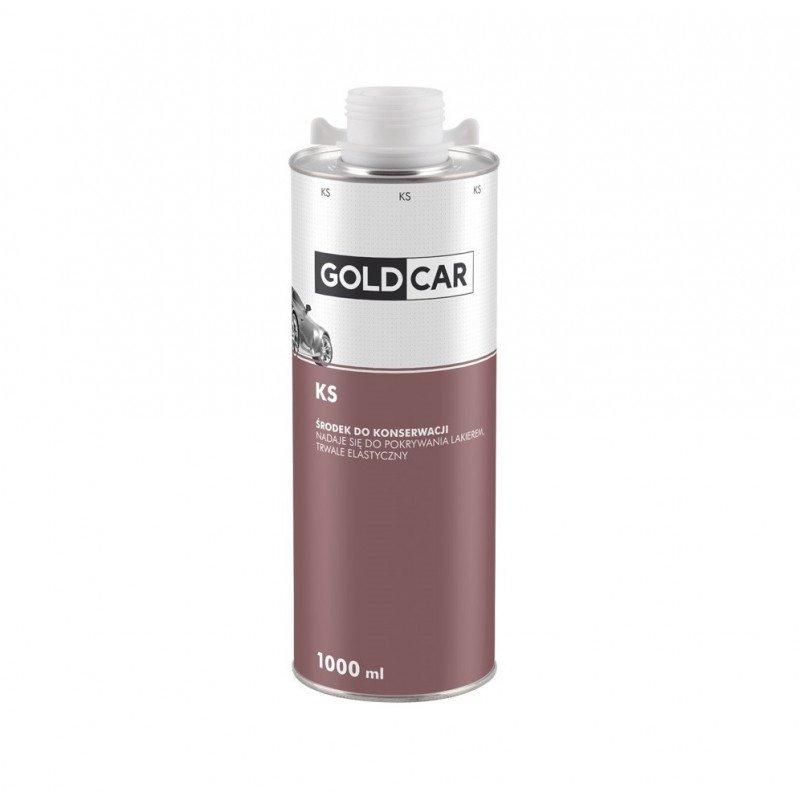 Środek KS baranek do konserwacji nadwozi biały Goldcar 1kg