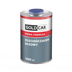 Rozcieńczalnik Goldcar bazowy nowa formuła 1L
