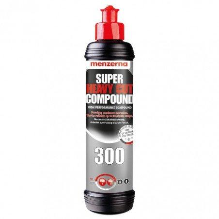 Pasta polerska Menzerna 300 super heavy cut compound 250ml