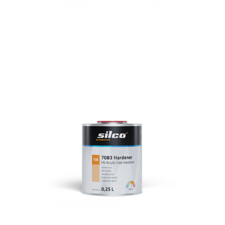 Utwardzacz Silco akrylowy 7083 Hardener, HS, Szybki, 0,25 l