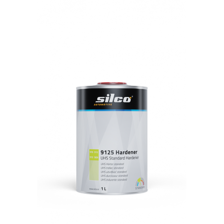 Utwardzacz akrylowy Silco 9125 Hardener, UHS, Standardowy, 1 l