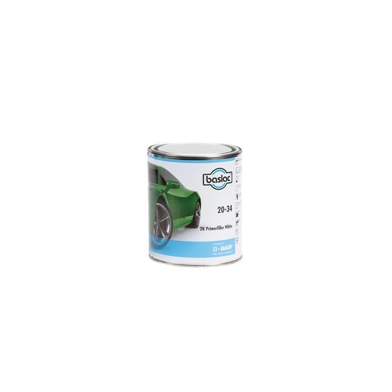 Podkład Baslac Primerfiller white 20-34 2K 1l